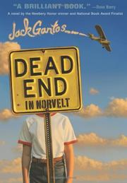 Book Cover for DEAD END IN NORVELT