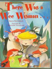 Book Cover for THERE WAS A WEE WOMAN...
