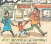 WHAT HAPPENS ON WEDNESDAYS by Emily Jenkins