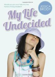 Book Cover for MY LIFE UNDECIDED