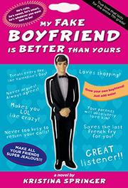 Book Cover for MY FAKE BOYFRIEND IS BETTER THAN YOURS