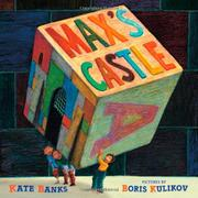 Book Cover for MAX'S CASTLE