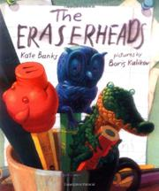 Book Cover for THE ERASERHEADS