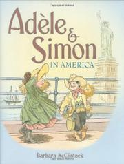 Book Cover for ADÈLE & SIMON IN AMERICA