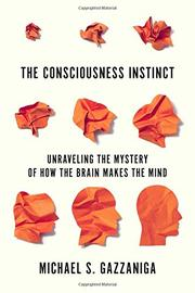 THE CONSCIOUSNESS INSTINCT by Michael S. Gazzaniga