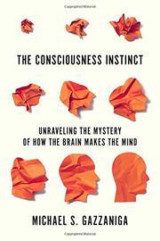 THE CONSCIOUSNESS INSTINCT by Michael S. Gazzaniga