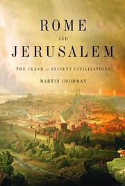 Book Cover for ROME AND JERUSALEM
