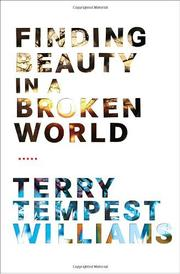 Cover art for FINDING BEAUTY IN A BROKEN WORLD