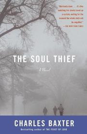 Cover art for THE SOUL THIEF