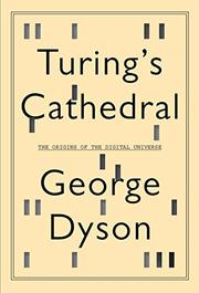 Book Cover for TURING'S CATHEDRAL