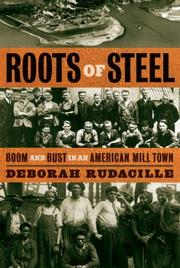 Book Cover for ROOTS OF STEEL