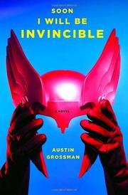 Cover art for SOON I WILL BE INVINCIBLE