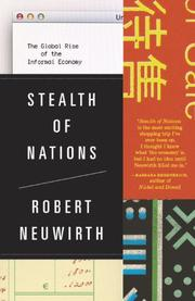 Book Cover for STEALTH OF NATIONS