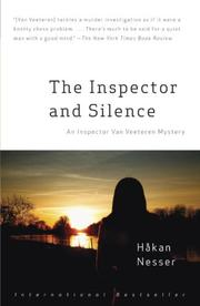 Cover art for THE INSPECTOR AND SILENCE