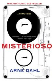 Cover art for MISTERIOSO