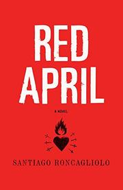 Book Cover for RED APRIL