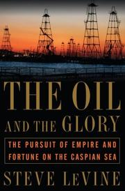 Cover art for THE OIL AND THE GLORY
