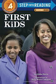 Cover art for FIRST KIDS