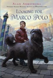 Cover art for LOOKING FOR MARCO POLO