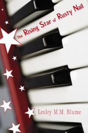 Book Cover for THE RISING STAR OF RUSTY NAIL