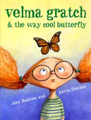 Cover art for VELMA GRATCH & THE WAY COOL BUTTERFLY
