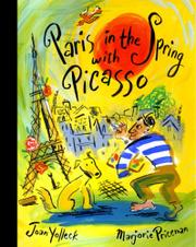 Cover art for PARIS IN THE SPRING WITH PICASSO