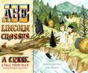 Book Cover for ABE LINCOLN CROSSES A CREEK