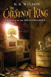 Book Cover for THE CHESTNUT KING