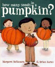 Book Cover for HOW MANY SEEDS IN A PUMPKIN?