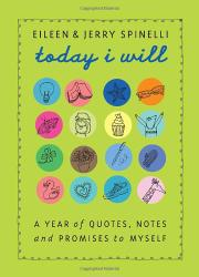 TODAY I WILL by Eileen Spinelli