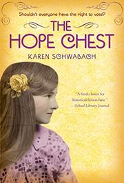 Book Cover for THE HOPE CHEST
