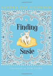 Cover art for FINDING SUSIE