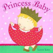 Cover art for PRINCESS BABY