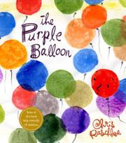 Cover art for THE PURPLE BALLOON