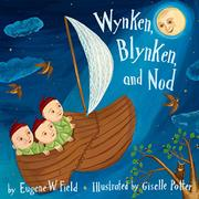 Cover art for WYNKEN, BLYNKEN, AND NOD