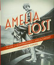 Cover art for AMELIA LOST
