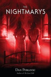 NIGHTMARYS by Dan Poblocki