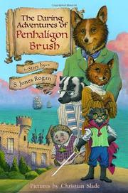 Cover art for THE DARING ADVENTURE OF PENHALIGON BRUSH