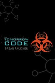 Book Cover for THE TOMORROW CODE
