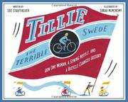 Cover art for TILLIE THE TERRIBLE SWEDE