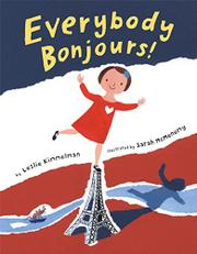 Book Cover for EVERYBODY BONJOURS!