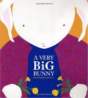 Book Cover for A VERY BIG BUNNY