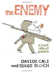 Book Cover for THE ENEMY