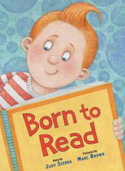 Cover art for BORN TO READ