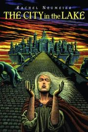 Cover art for THE CITY IN THE LAKE