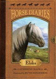 Book Cover for HORSE DIARIES