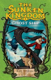 Cover art for GHOST SHIP
