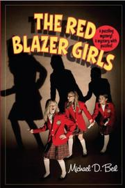 THE RED BLAZER GIRLS by Michael D. Beil