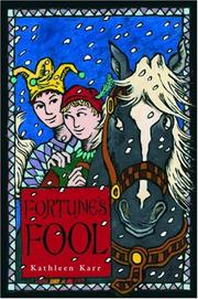 Book Cover for FORTUNE'S FOOL