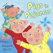Cover art for PIGS IN PAJAMAS